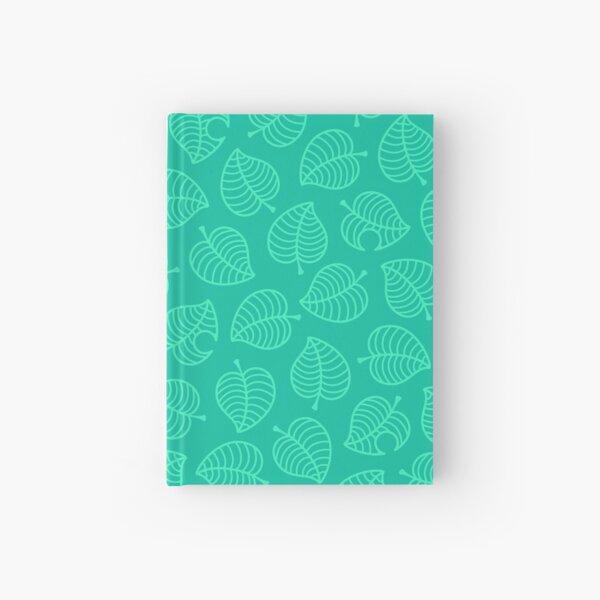 Baby Tanuki Leaf Hardcover Journal