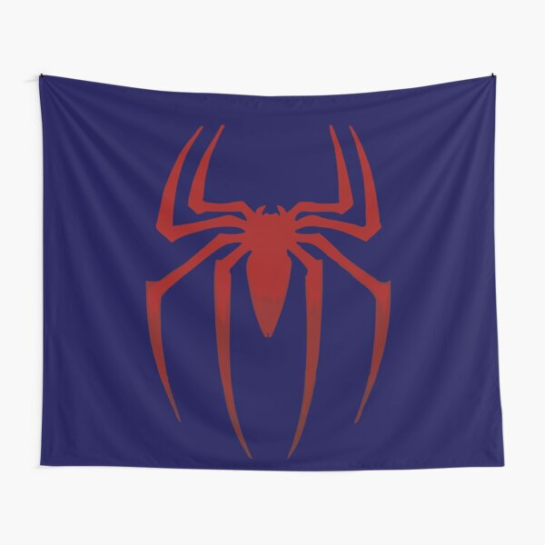Spider Logo Tapestry