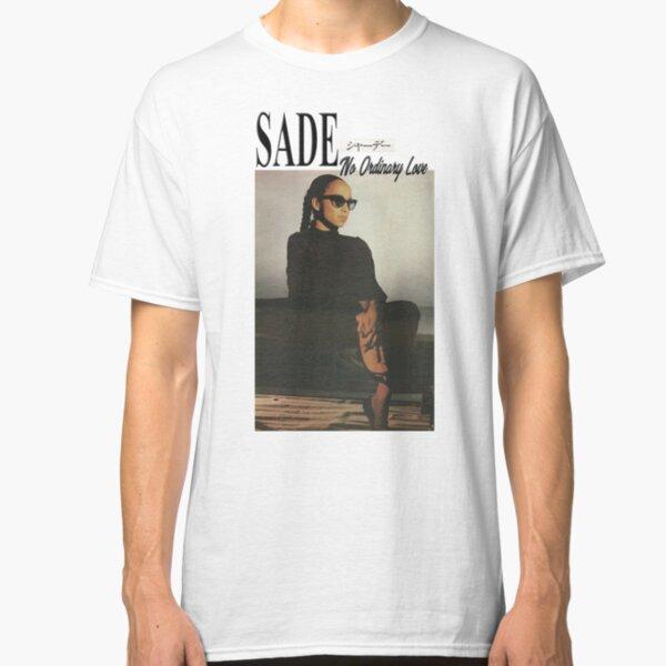 Sade No Ordinary Love - Japanese Text - 90's R&B Classic T-Shirt