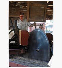 Sawmill Poster