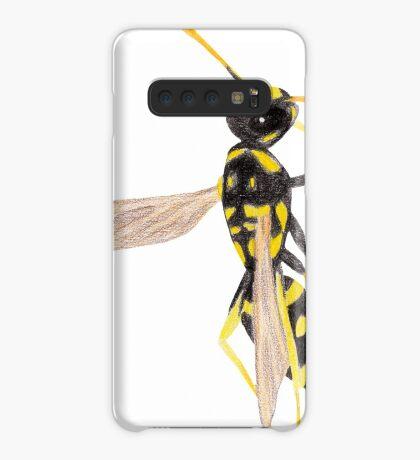 Wasp Case/Skin for Samsung Galaxy