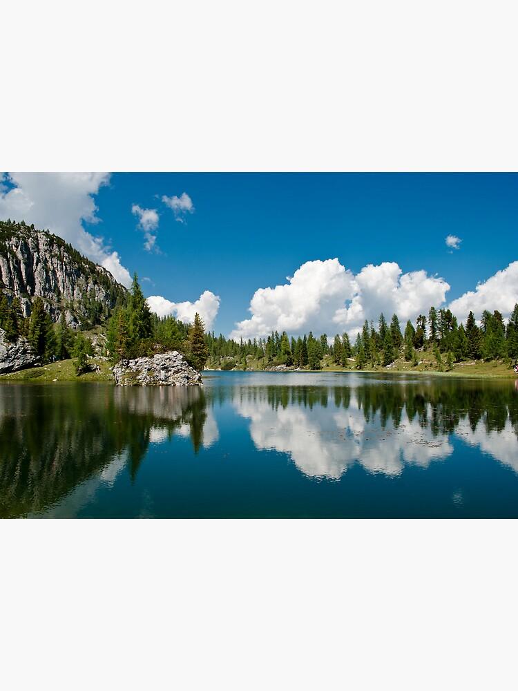 Croda da Lago (Italian dolomites) de coveredinice