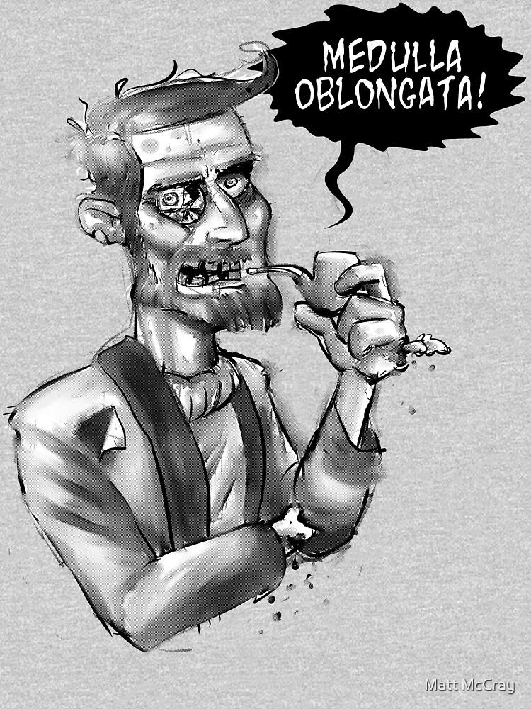 Intellectual Zombie by darthapo