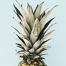 Ananas, Obst, moderne Kunst, Wandkunst, Print, minimalistisch, modern von juliaemelian