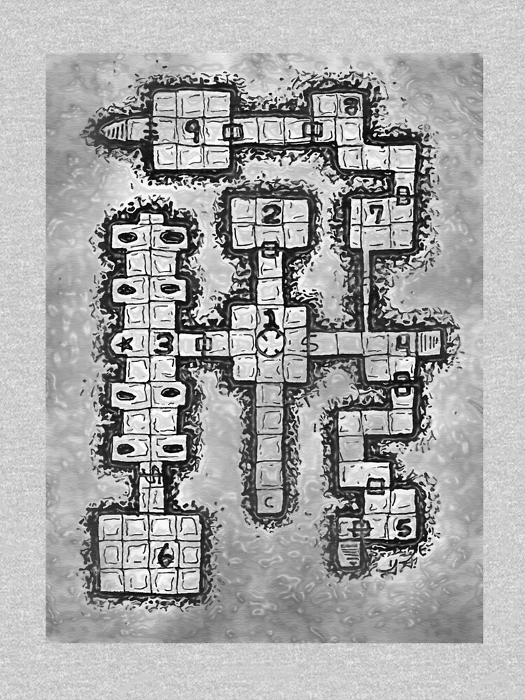Old School Dungeon Design 002 by TFCreative