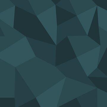 Poly Based - Blue by BigFluffyFozzie