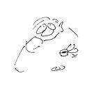 Der Wiener Kaffee Genießer von cartoonsbyroth