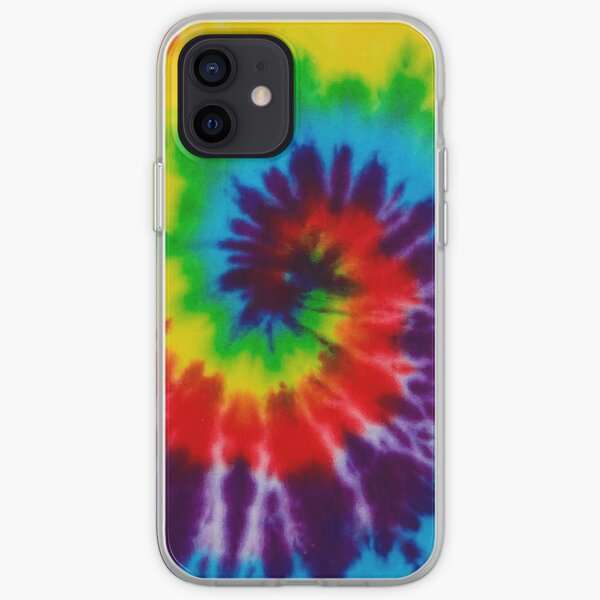 Tie Dye iPhone Soft Case