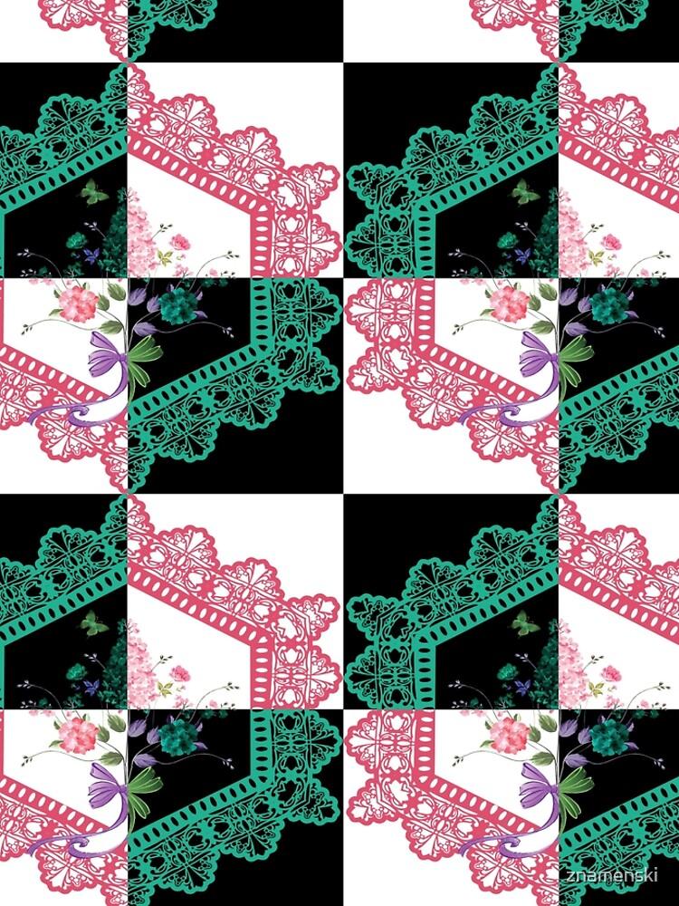 Checkered Embroidery by znamenski