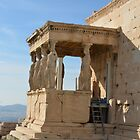 Cariatids of the Erechtheion by distracted