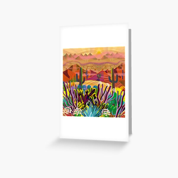 Paradise Valley Greeting Card