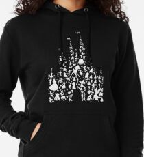 97740887 Happiest Castle On Earth Inverted Lightweight Hoodie