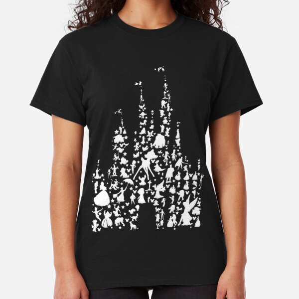 Happiest Castle On Earth Inverted Classic T-Shirt