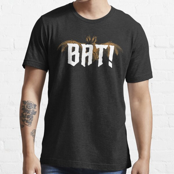 """What We Do In The Shadows - """"Bat!"""" Essential T-Shirt"""