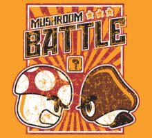 Mushroom Battle