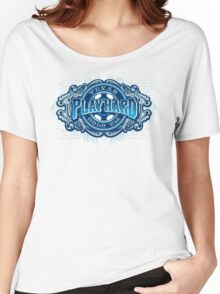PLAY HARD Women's Relaxed Fit T-Shirt