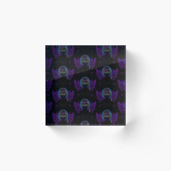 WICKED PIXIES - Sonic Crush Acrylic Block