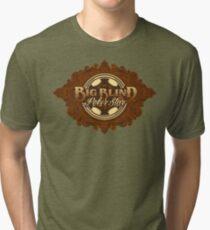 BIG BLIND Tri-blend T-Shirt