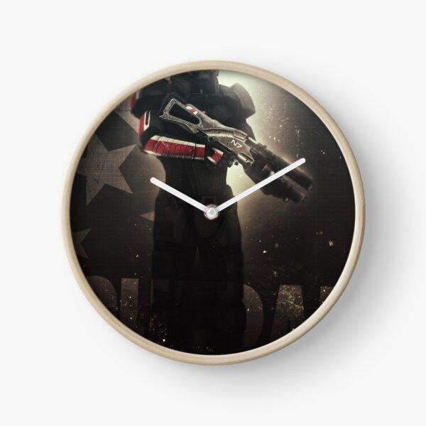 Shepard Clock
