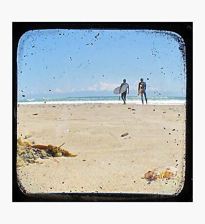 Monday Morning Surf - TTV Photographic Print