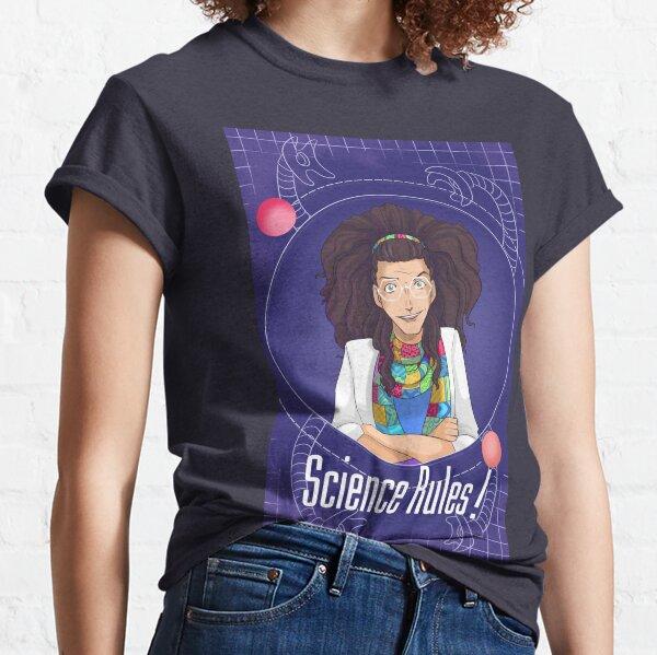 Liv Ock the Science Doc Classic T-Shirt