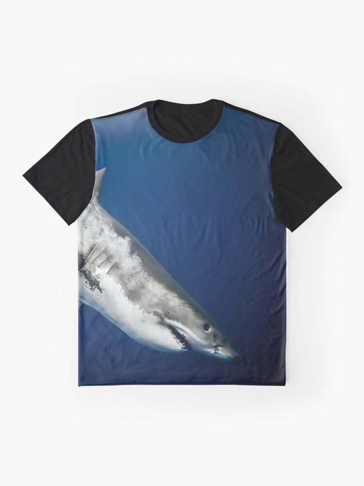 Alternate view of Sharknado! Graphic T-Shirt