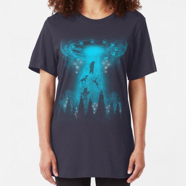 UFO Slim Fit T-Shirt