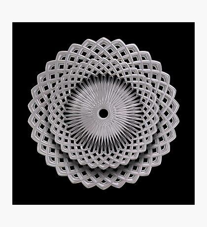 3D Spiral 04 Photographic Print