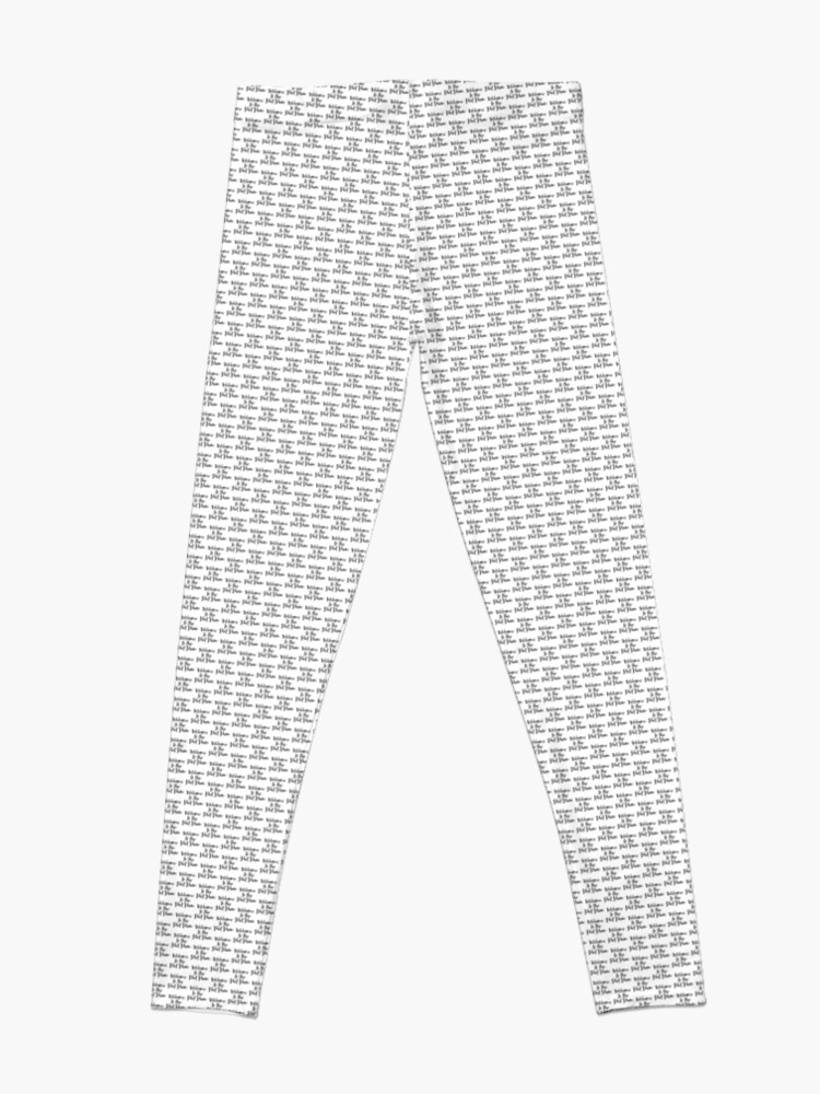 Alternate view of Welcome to the Shit Show Leggings