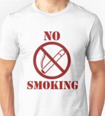 Anti Smoking T Shirts