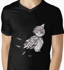 """""""Birdboy"""" Men's V-Neck T-Shirt"""