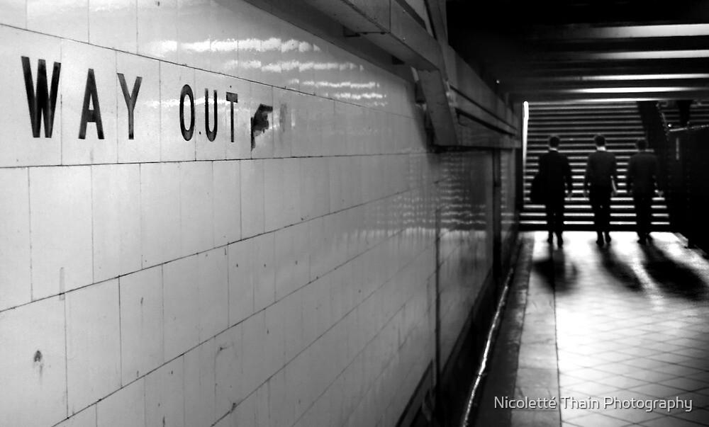 O U T by Nicoletté Thain Photography