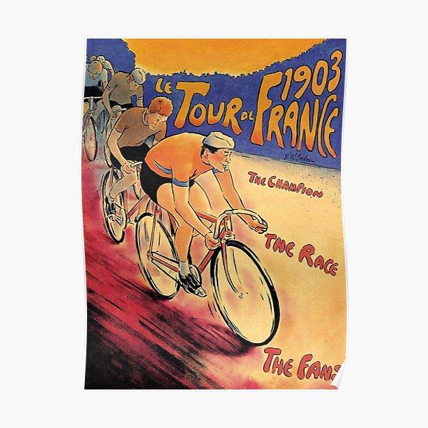 Tour De France 1903 Poster