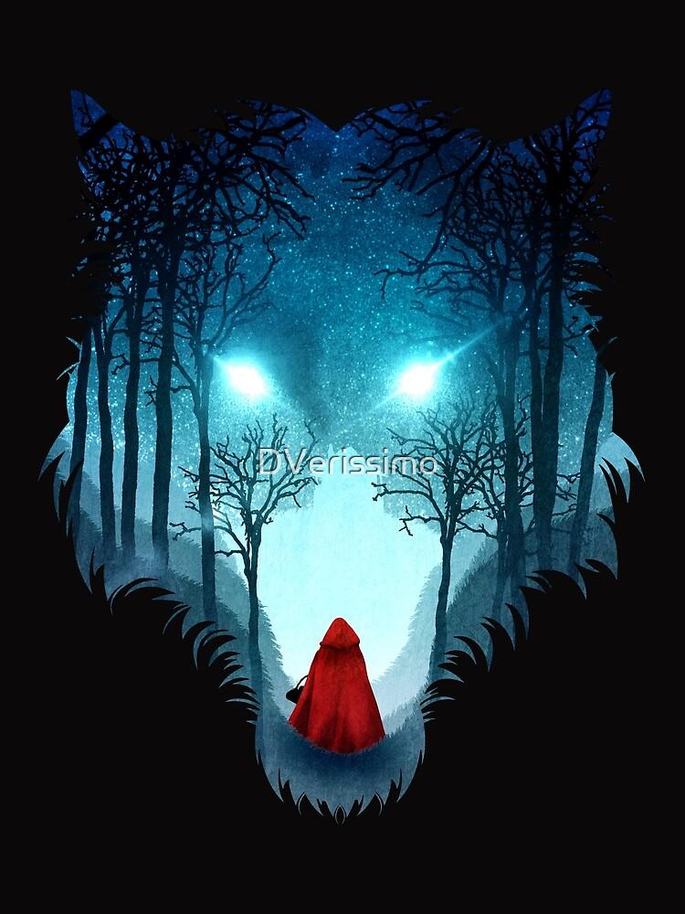 Big Bad Wolf (dark version) by DVerissimo