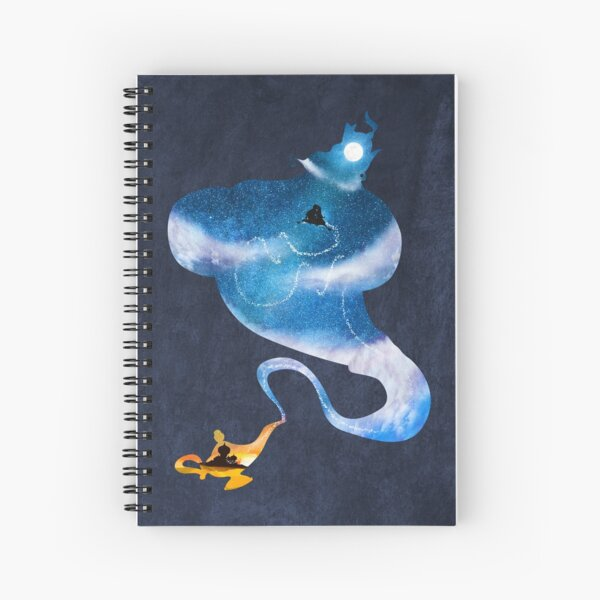 Greater than all the magic Spiral Notebook