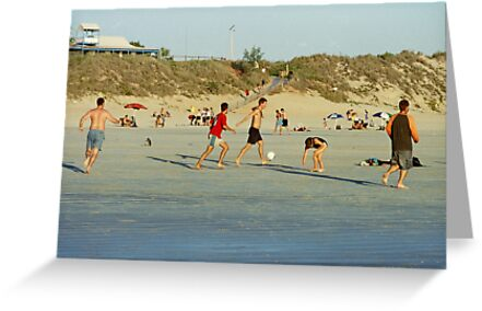 Broome - Cable Beach by Maureen Keogh