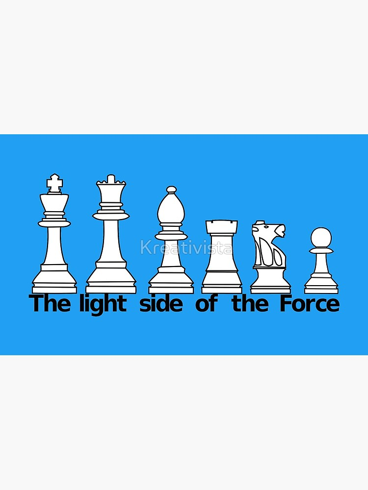 The Light Side Of The Force by Kreativista