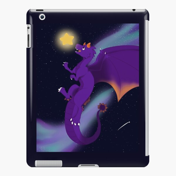 Dragon in The Stars iPad Snap Case