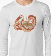 Camiseta de manga larga Drago de fideos