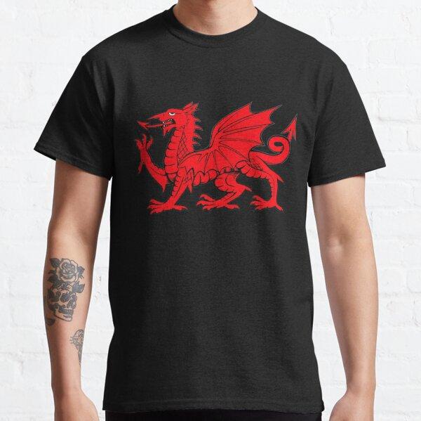 Y Ddraig Goch | The Red Dragon Classic T-Shirt