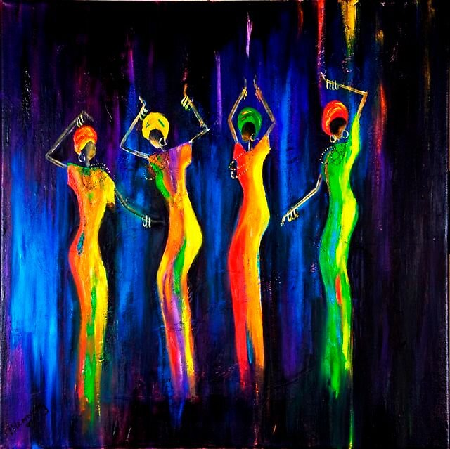 """""""WOMENS DAY CELEBRATIONS SOUTH AFRICA"""" By MARIETJIE"""