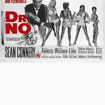 Dr. No by jacktoohey