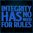 Integrity Has No Need For Rules by Explicit Designs
