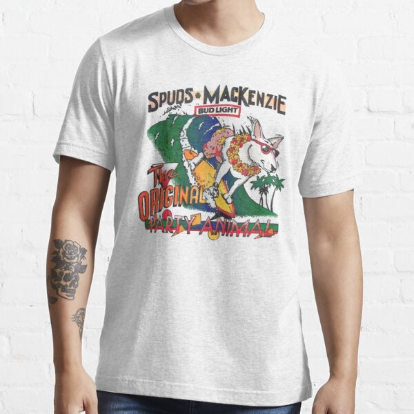 Spuds Mackenzie (80's Throwback) Essential T-Shirt