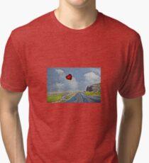 Travelling Tri-blend T-Shirt