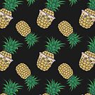 Summer Pineapple Party by Laura-Lise Wong