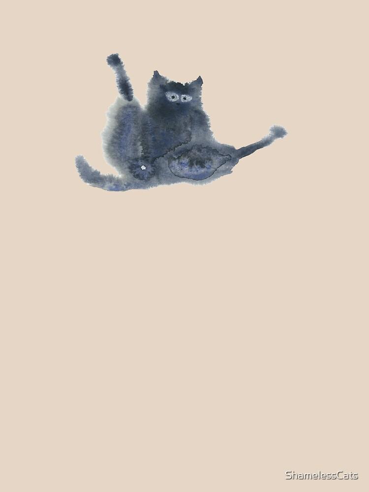Shameless Cats:  More Butthole by ShamelessCats