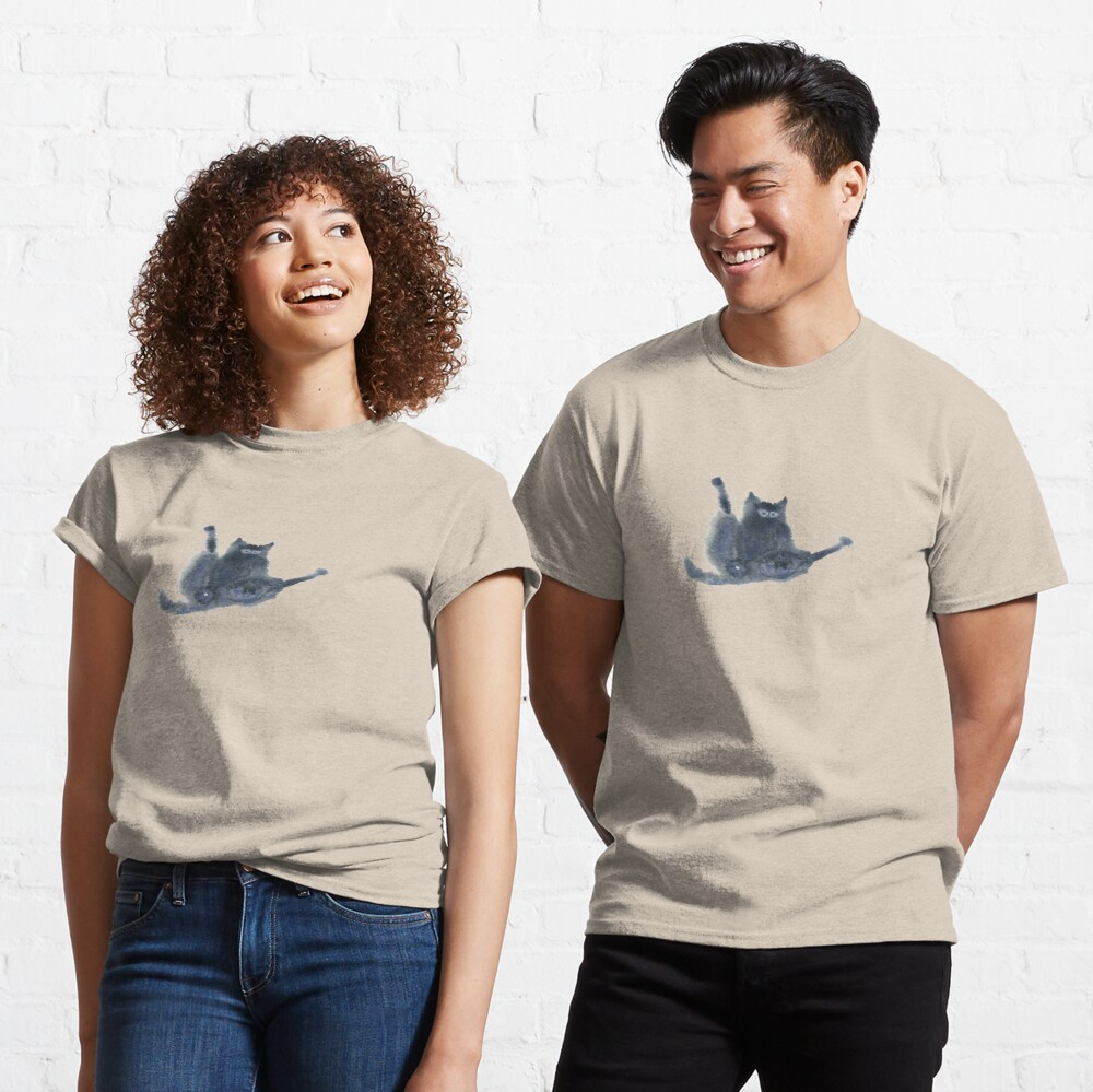Shameless Cats:  More Butthole Classic T-Shirt