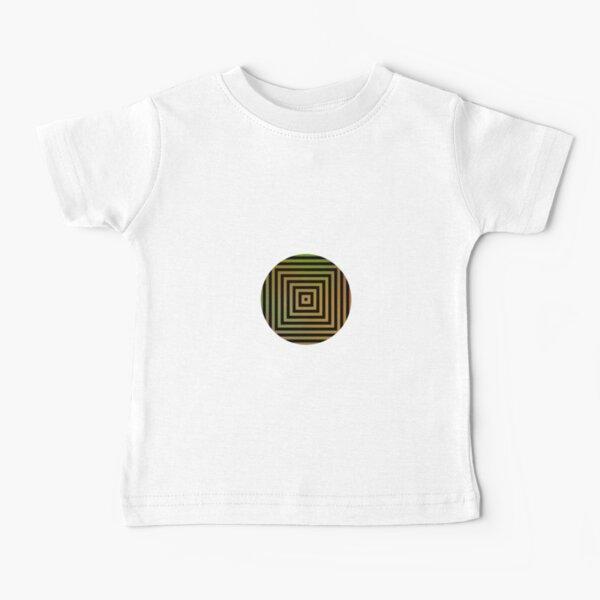 #Hypnosis #Hypnotic Image #HypnosisImage #HypnoticImage Baby T-Shirt