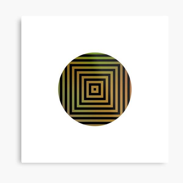 #Hypnosis #Hypnotic Image #HypnosisImage #HypnoticImage Metal Print